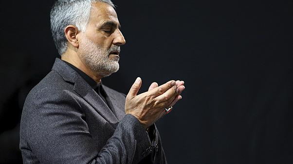 General Qassem Soleimani of Iran was killed in an airstrike from the U.S.
