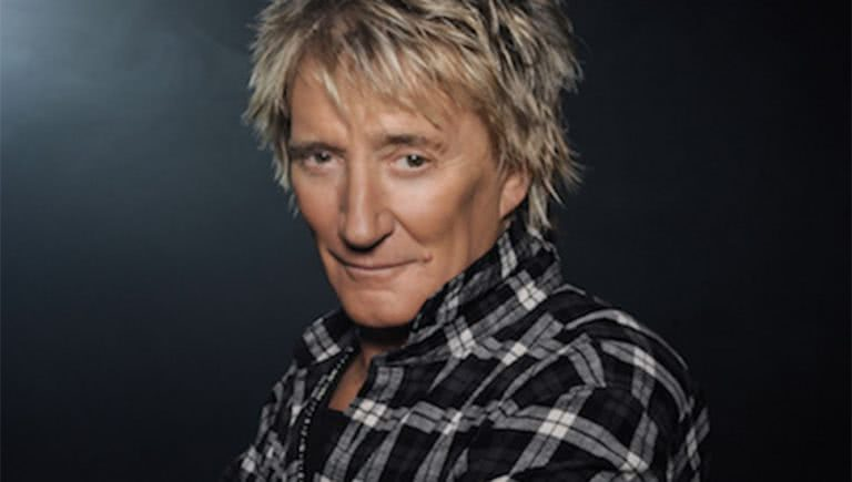 Rod Stewart charged with altercation
