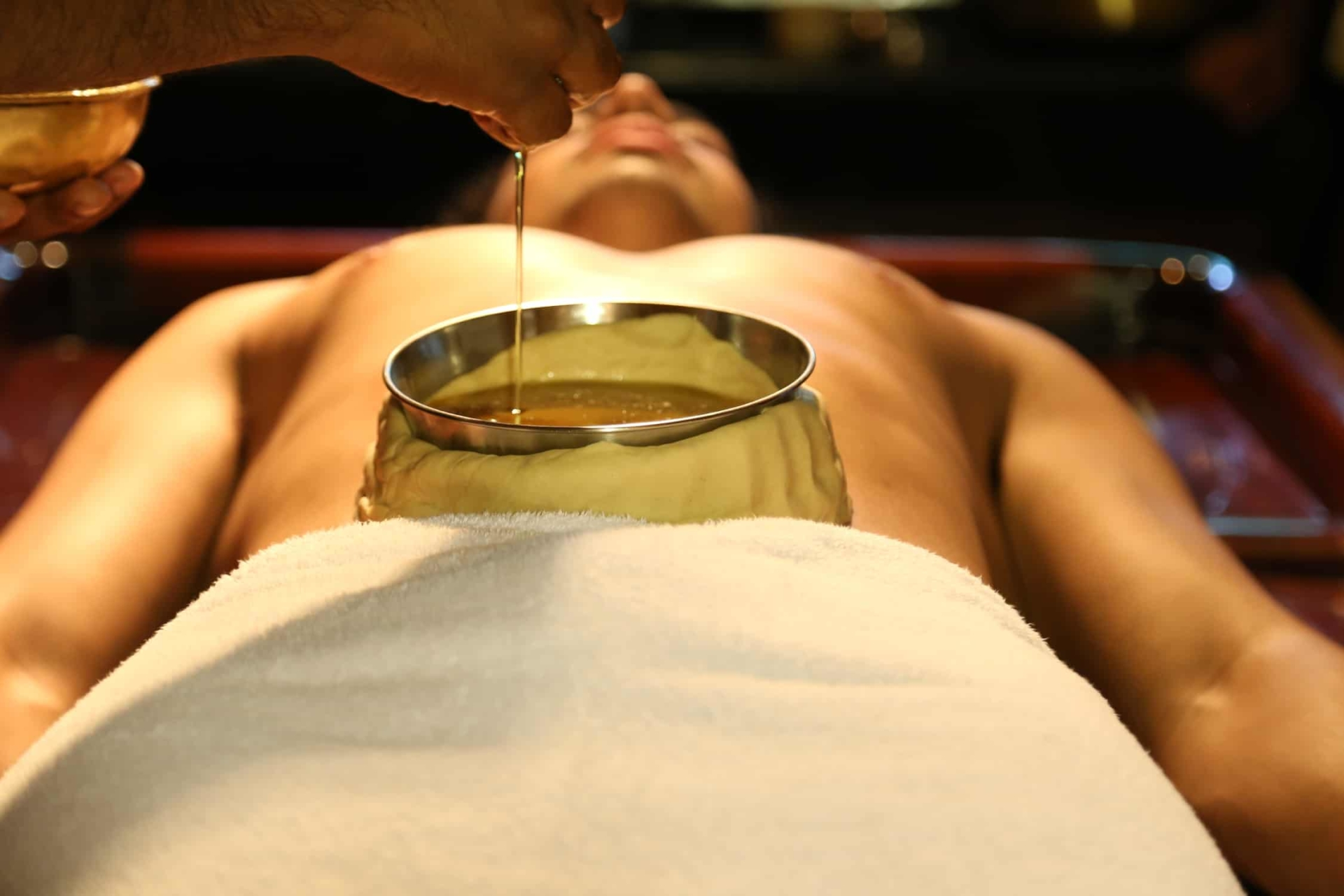 Navel Therapy treatment