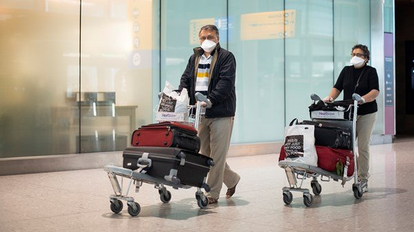 Quarantine to be given to incoming travellers from UK