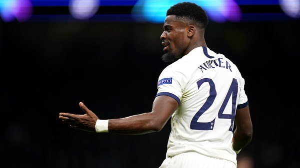 Serge Aurier investigated for violating lockdown rules of social distancing