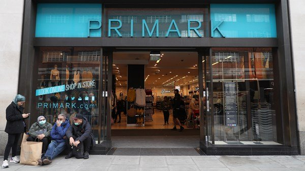 Primark to reopen all stores at June