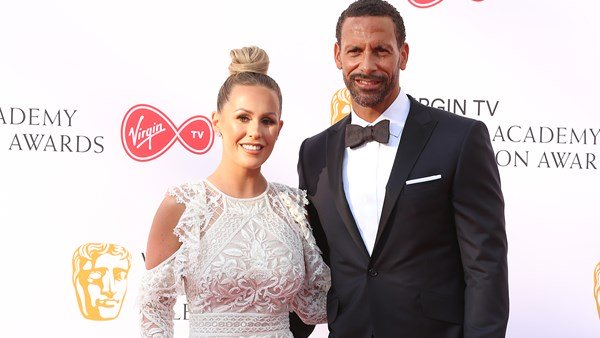 Rio Ferdinand and wife also back black lives matter protests
