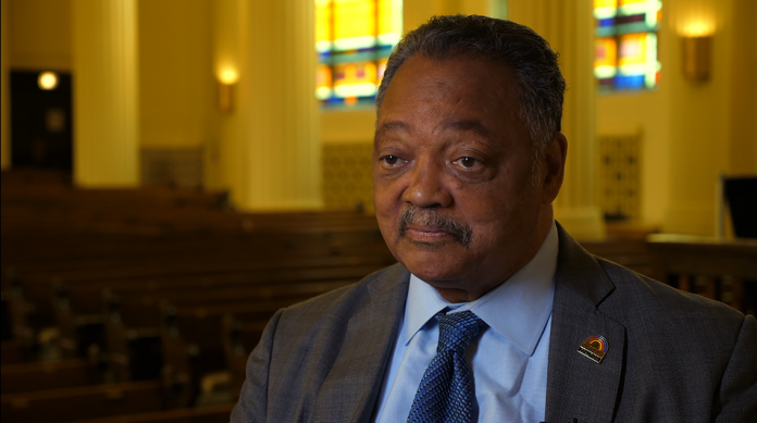 Jesse Jackson admitted to hospital with covid