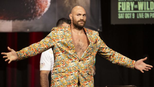 Tyson Fury, Deontay Wilder boxing rematch